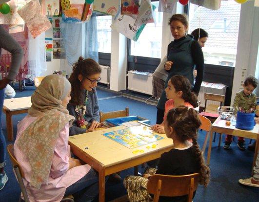 Les Guides solidaires avec les migrants et les réfugiés