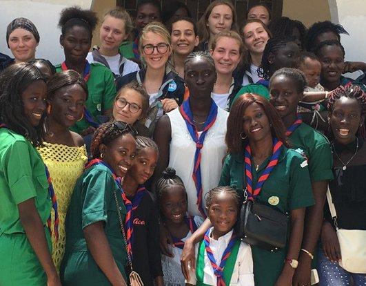 Leadership féminin sans frontières